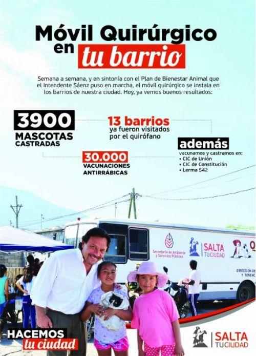 Edictos / Comunicados: Móvil Quirúrgico en tu Barrio