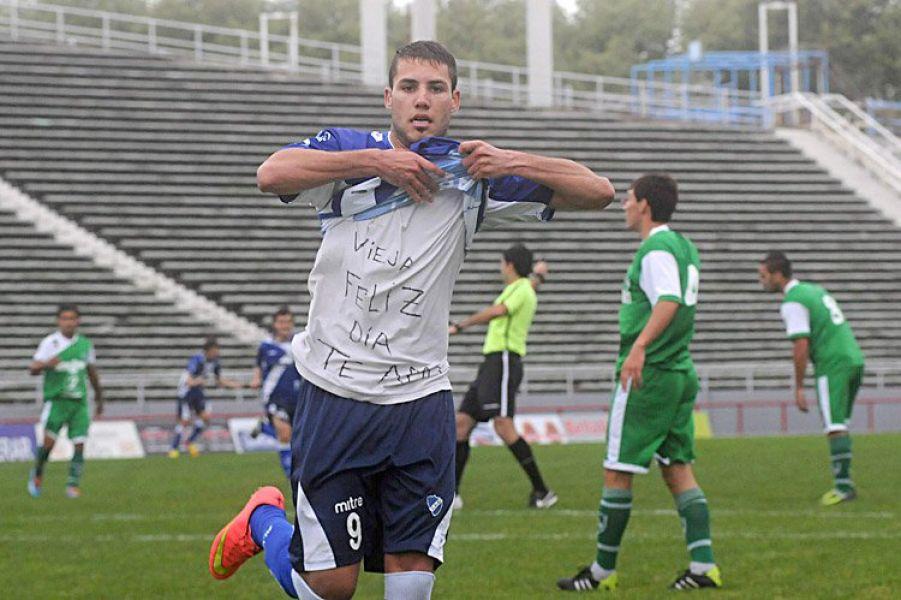 El atacante de 27 años se sumará el fin de semana al equipo de Godoy.