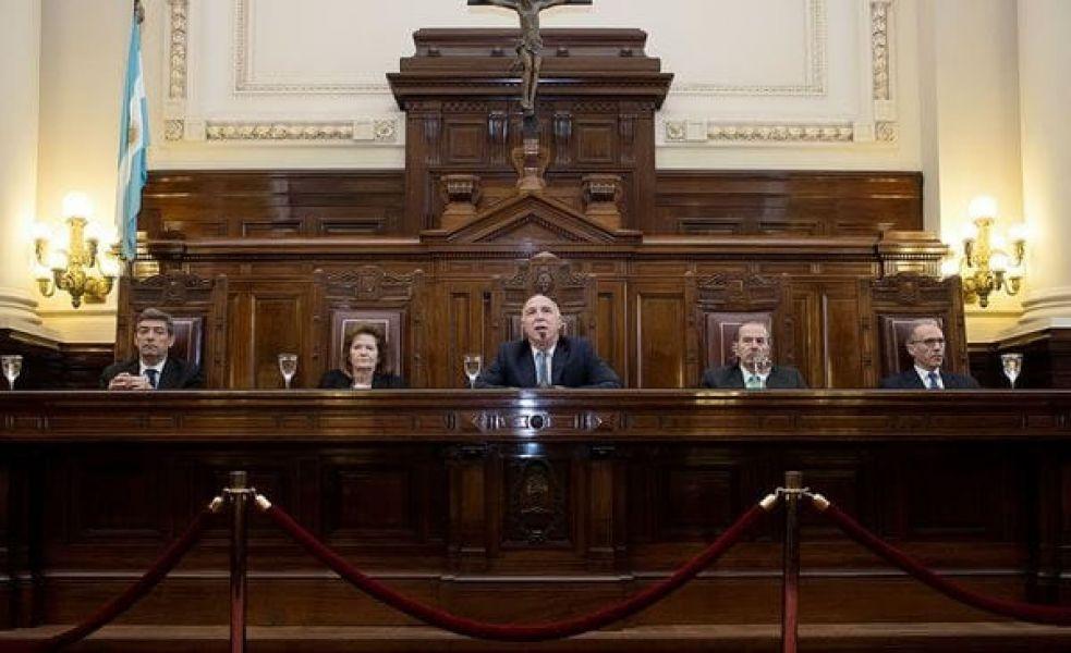 Hoy, mañana, el 30 y el 31 habrán audiencias para decidir sobre el tema en la Corte Suprema de Justicia de la Nación.