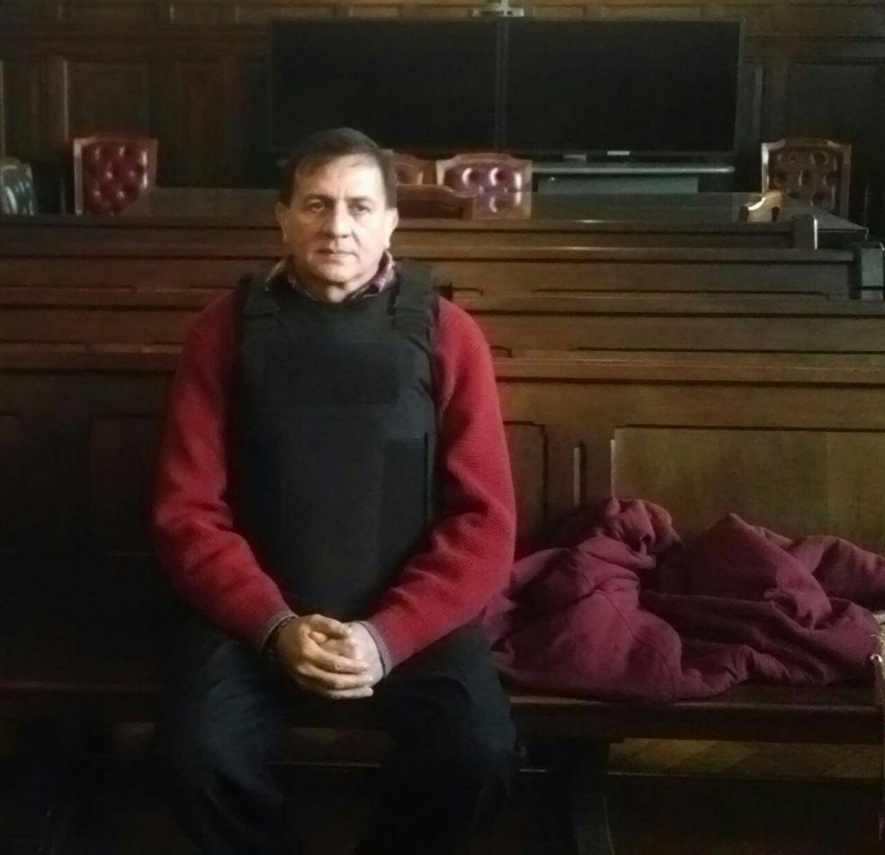 Raúl Reynoso fue trasladado a la cárcel federal de Güemes