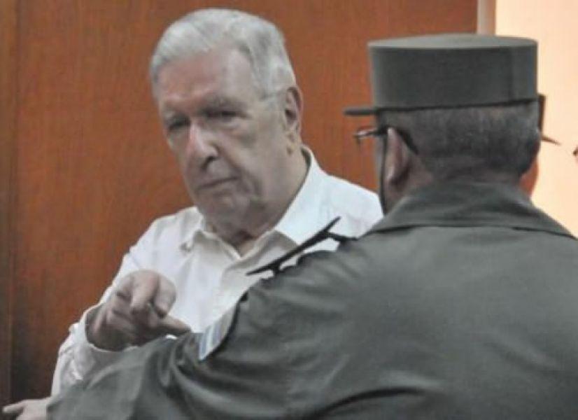 """Marcos Levin seguirá en libertad """"de ningún modo como constitutivos de delitos de lesa humanidad"""", dijo la Cámara de Casación."""