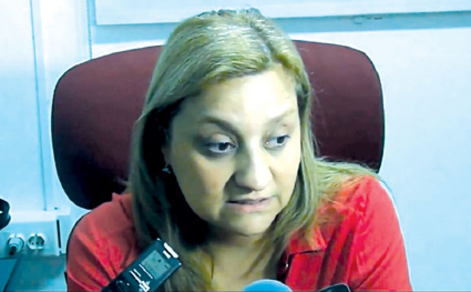 La jueza Patricia Rahmer, de Joaquín V. González, ordenó se haga una medianera, que deben costear la denunciada y la abuela.
