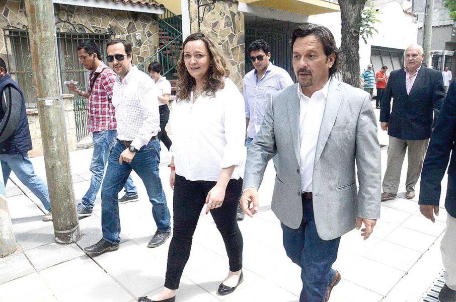 El intendente Sáenz confirmó la llegada a esta provincia de los funcionarios nacionales del gobierno de Macri.