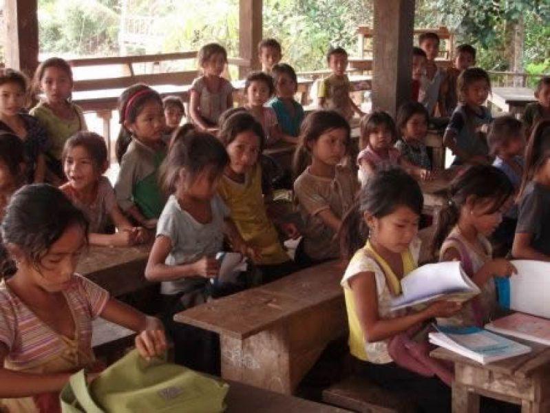 Unos 260 millones de niños en el mundo no van a la escuela. Foto: Pixabay