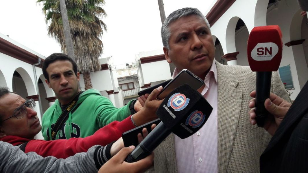 Emilio Albornoz, director General de Investigaciones