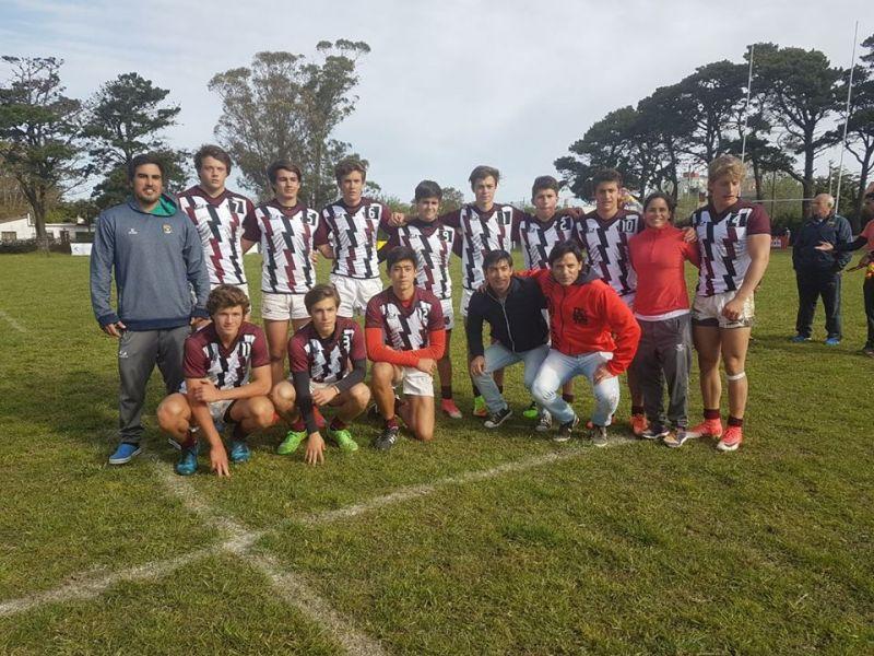 El equipo de rugby se quedó con la medalla de plata