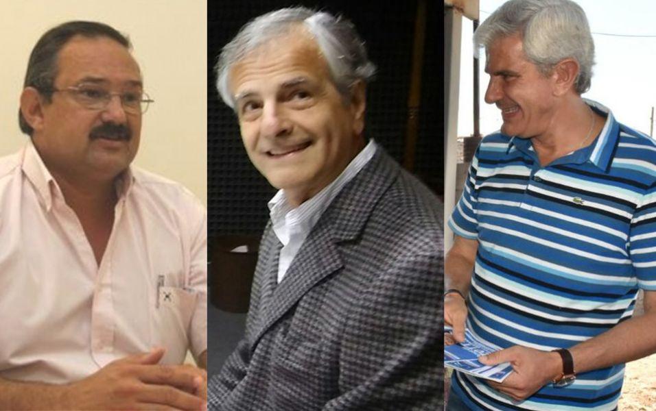 Leavy tiene el respaldo de CFK, Duran Cornejo apoya a Cambiemos y el renovador Zottos con al PJ.