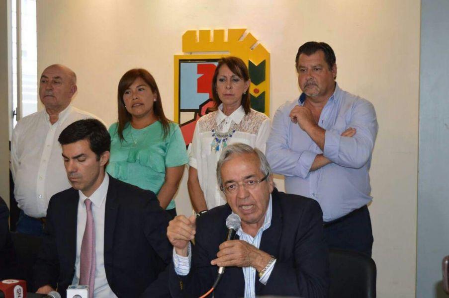 La conducción del PJ Urtubey, Isa y Godoy, renunció pero el Consejo partidario decidió ayer rechazarlas.