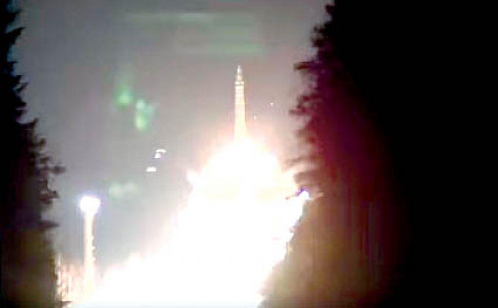 El misil puede recorrer 10 mil kilómetros en sólo 13 minutos y su poderío es mil veces superior labomba de Hiroshima.