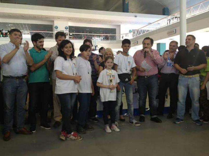 15 chicos y chicas participaron representando a Salta en la Roboliga, la XVIII Olimpíada Argentina de Robótica.