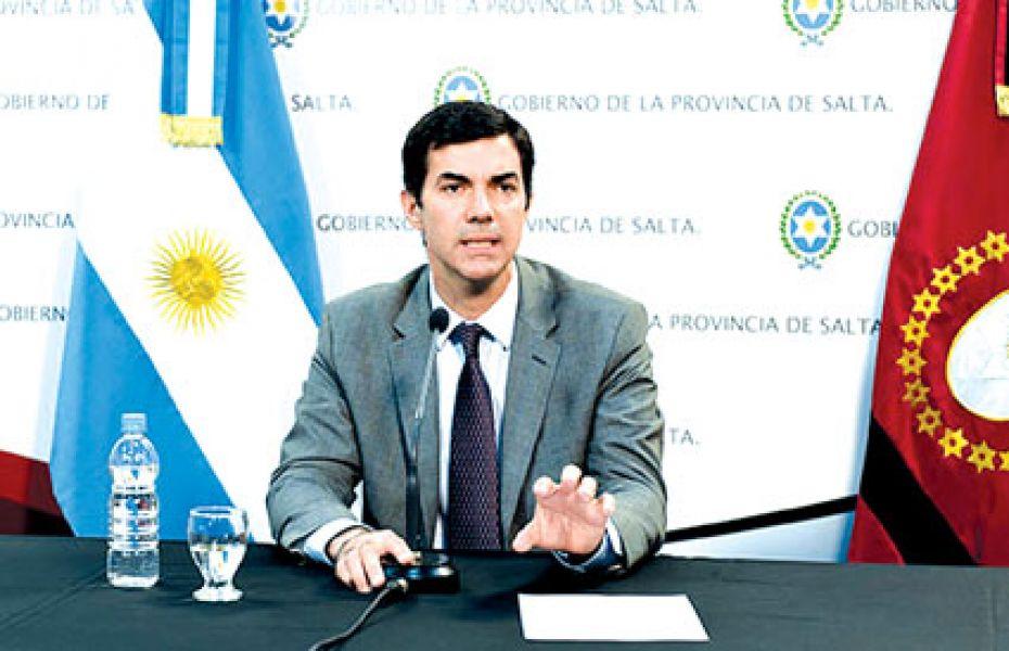 El gobernador delineó su nuevo Gabinete provincial para lo que resta de su mandato.