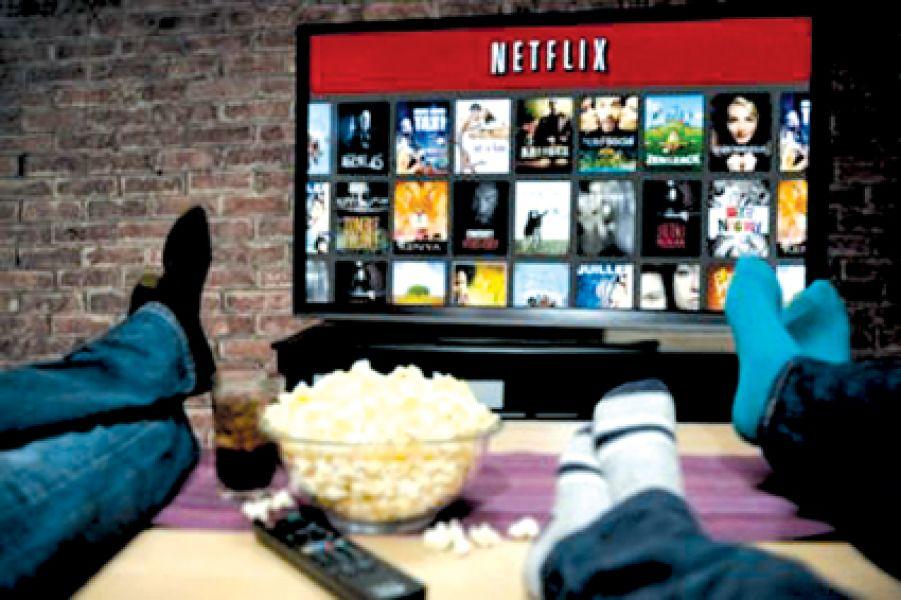 Uno de los televisores sustraidos fue conectado a Netflix y permitió su ubicación y la de uno de los ladrones.