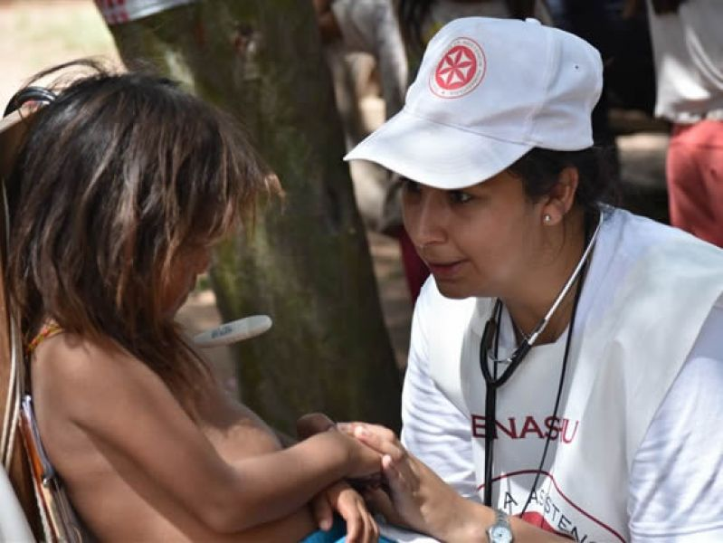 El grupo ENASHU necesita médicos de adultos, pediatras y donaciones para salvar vidas en el norte argentino.