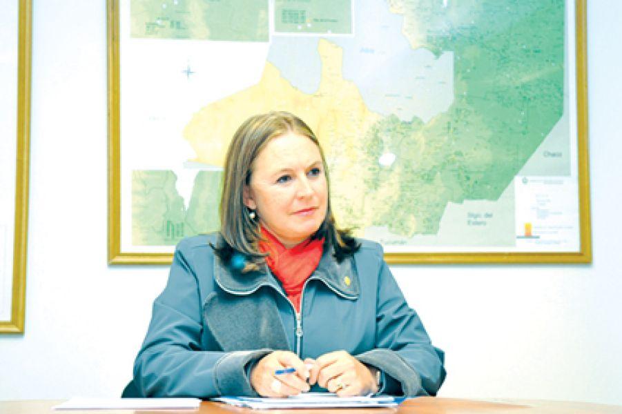 El caso que se originó tras una separación lo dio a conocer la Defensoría General, a cargo de María Inés Diez.