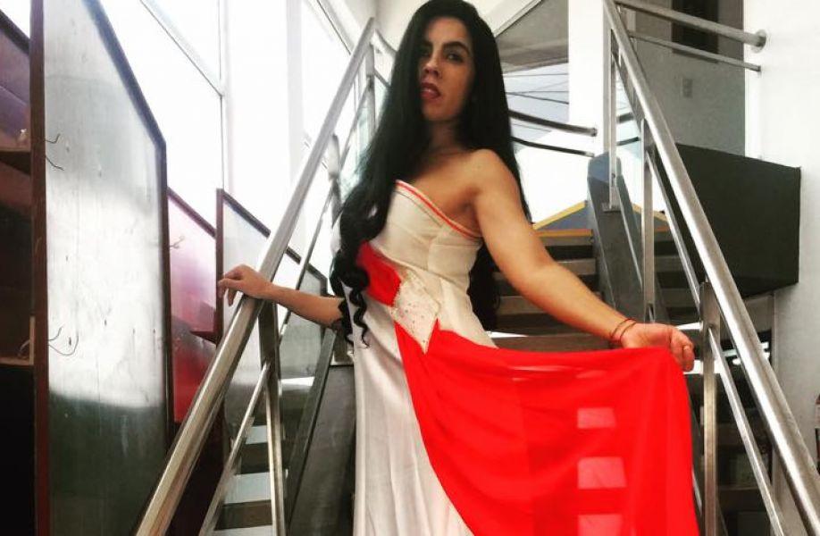 """Fabiana Flores, asesora de imagen en """"Salta Glamour"""", que presentará toda la moda diseñadores salteños."""