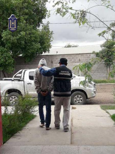 Detuvieron a 2 personas y secuestraron elementos que permitirán esclarecer el hecho de un robo en una planta de gas.