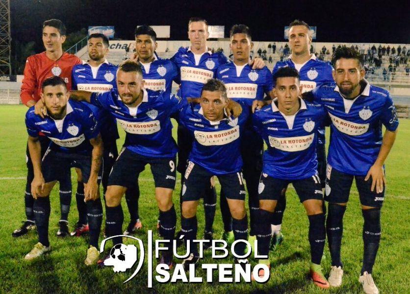 """Al """"Albo"""" no le alcanzó lo propuesto para vencer a Altos Hornos Zapla. Gentileza: Fútbol Salteño"""