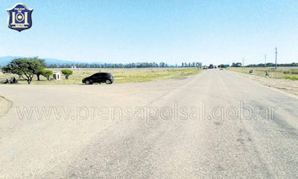 El siniestro ocurrió en ruta provincial 5, donde falleció un hombre de 37 años.