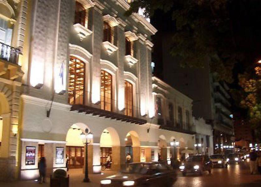 """Espectáculo gratuito de danza folclórica con """"Tierra, Savia"""" por de los festejos de los 10 años del Teatro Provincial de Salta."""