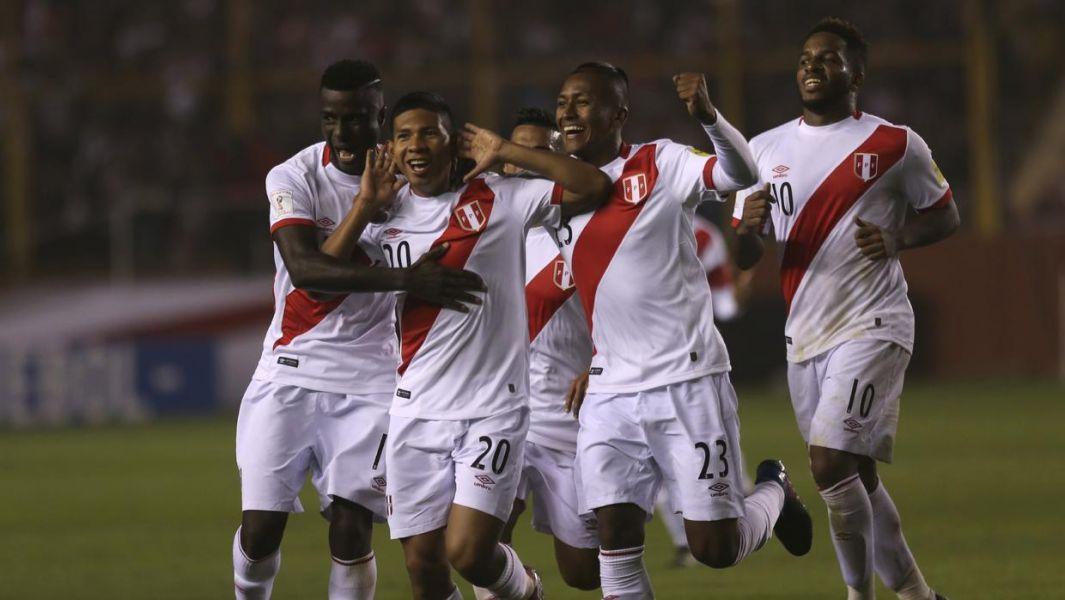 Perú quiere volver a festejar y asegurar el Mundial.