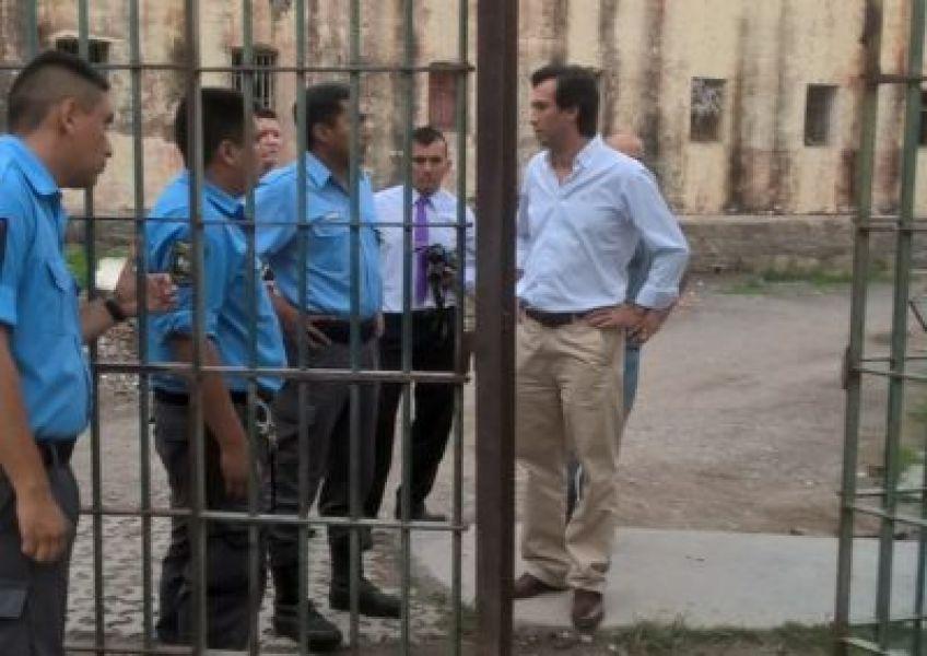 El detenido se abstuvo de declarar frente al  fiscal.