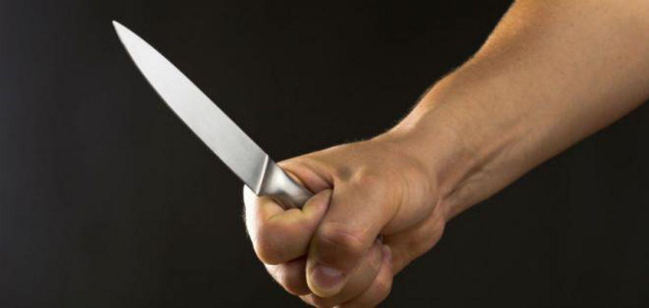 El herido recibió un corte con arma blanca en la aorta.