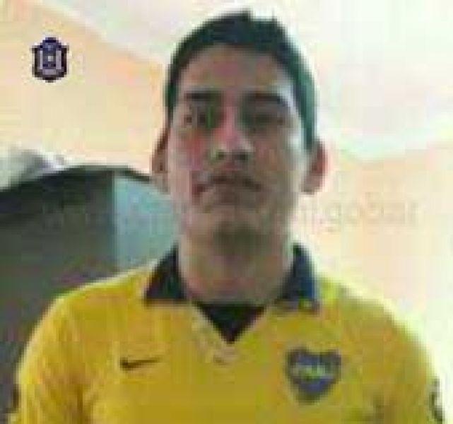 Osvaldo Miranda se fugó en Tartagal el 16 de noviembre.