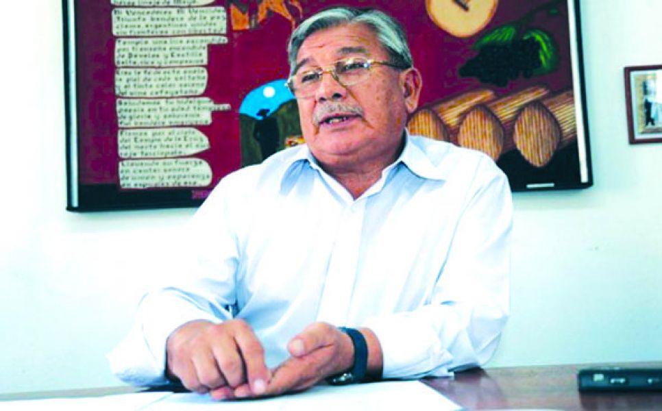 Pedro Serrudo, dijo que la Federación provincial trabajará para que los municipales de la provincia tengan un sueldo y trabajo digno.