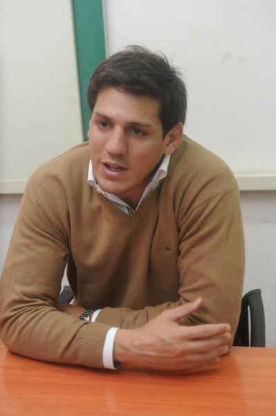 Abel Mendilaharzu, Director de Estadísticas de la Provincia de Salta.
