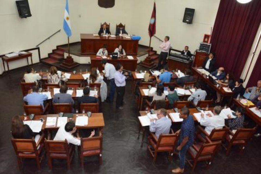 El CD aprobó el Presupuesto 2018, la Tributaria y cambios en el Código Tributario.