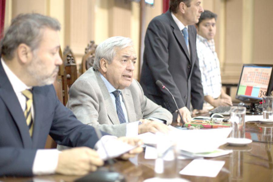 Manuel Santiago Godoy mantendrá la presidencia de la Cámara de Diputados, hoy será ratificado en sesión preparatoria.