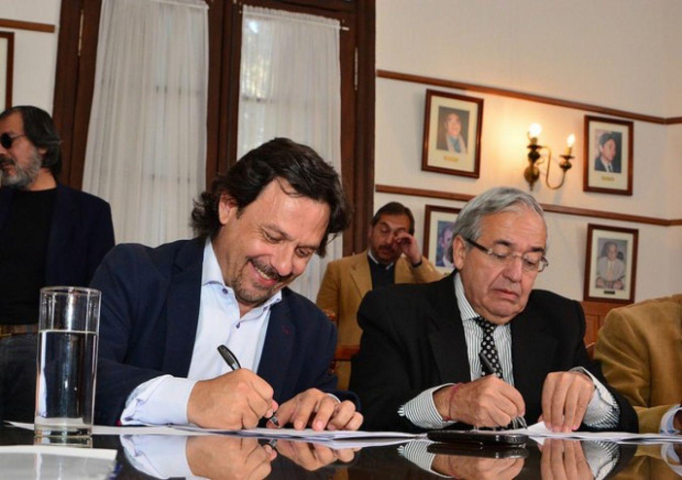 Diputados acordó con Sáenz por las obras del Plan Bicentenario