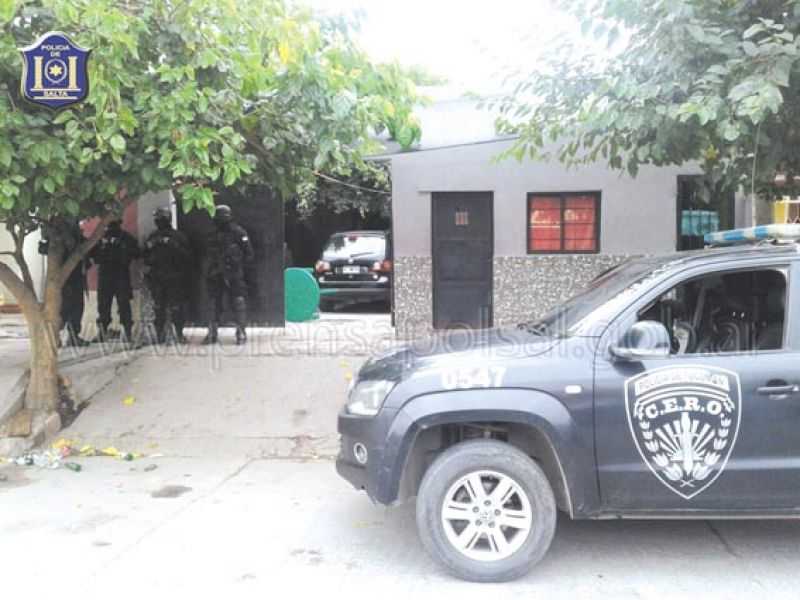 Los operativos se realizaron en Jujuy y Tucumán.
