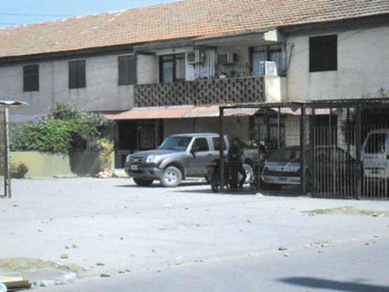 El barrio Pedrana de Orán.
