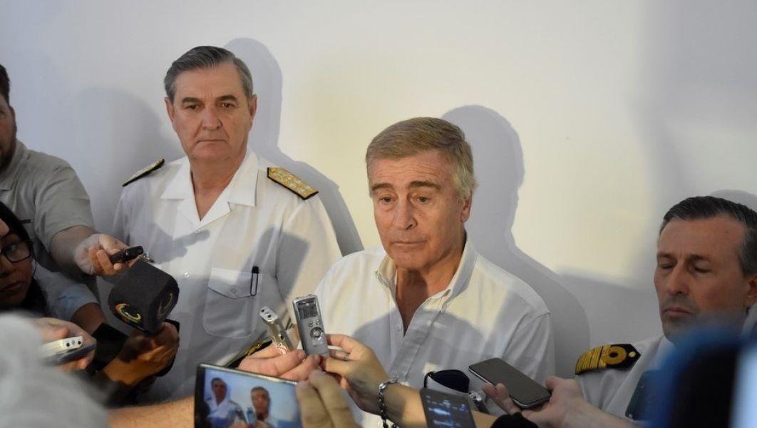 Oscar Aguad, ministro de Defensa