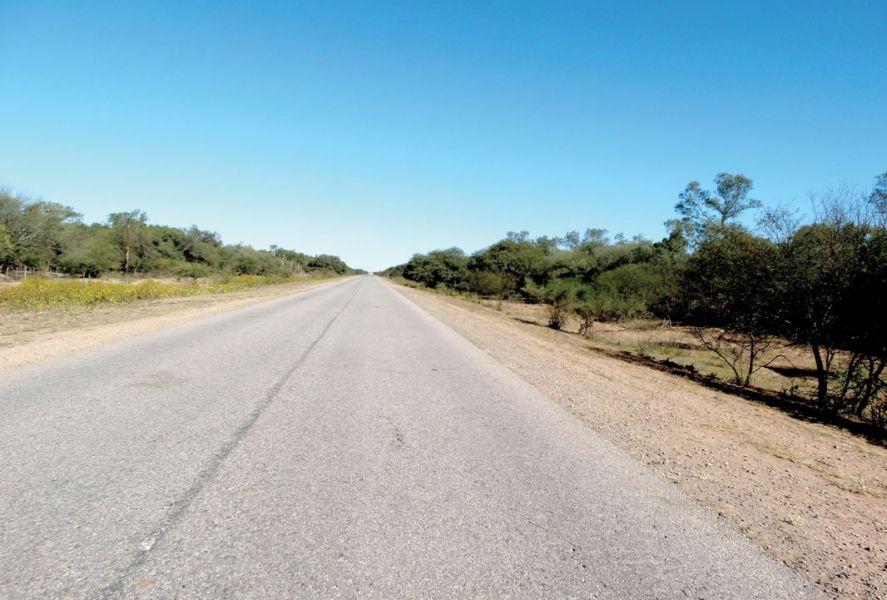 En el paraje La Estrella, situada en ruta 5, fue ultimado a cuchilladas Honorio Montes.