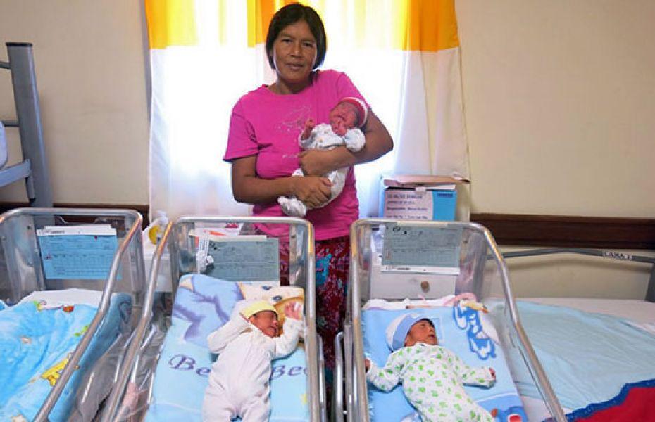 Desde el Gobierno dijeron que los niños tendrán el seguimiento sobre su salud del personal del hospital Santa Victoria Este.
