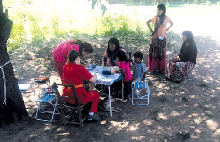 Centenares de niños en varias localidades del Norte provincial están malnutridos, son chicos con bajo y muy bajo peso.