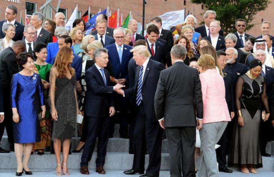 En Argentina la cumbre del G-20 tendrá lugar en noviembre del 2018. La última reunión se realizó en Hamburgo, Alemania.