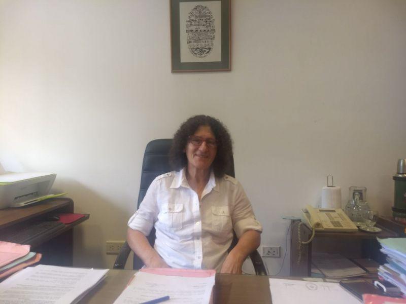 """""""Es posible que hoy se defina la matriculación de la carrera para el 2018"""", dijo Alicia Kirschbaum, Decana de Ciencias Naturales de la UNSa."""