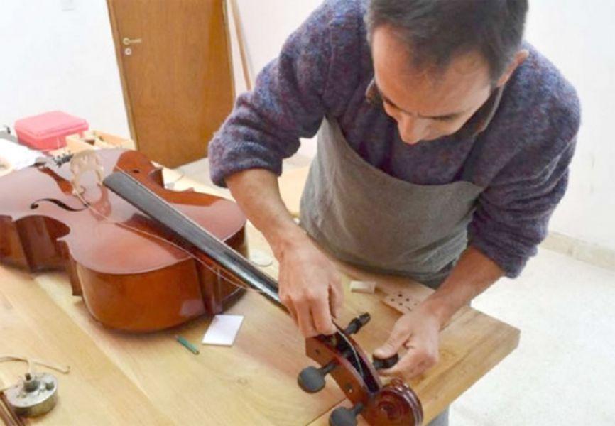 El Encuentro Regional de Lutería tendrá trabajos en vivo, exposiciones y feria de instrumentos.