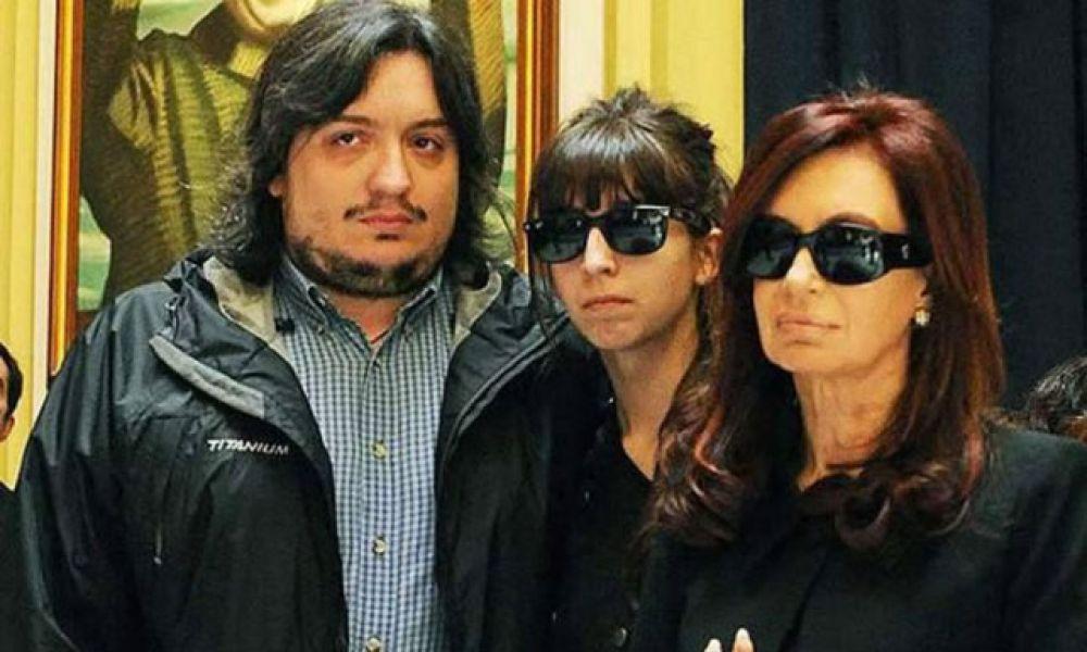 """Para el juez de la causa Los Sauces S.A. Néstor, Cristina, Máximo y Florencia Kirchner se convirtieron en""""jefes de una banda."""