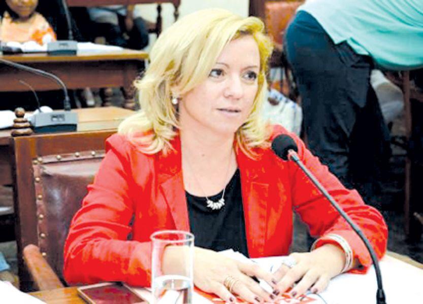 Frida Fonseca Lardies cuyo mandato como concejal culmina mañana, fue designada defensora del pueblo.