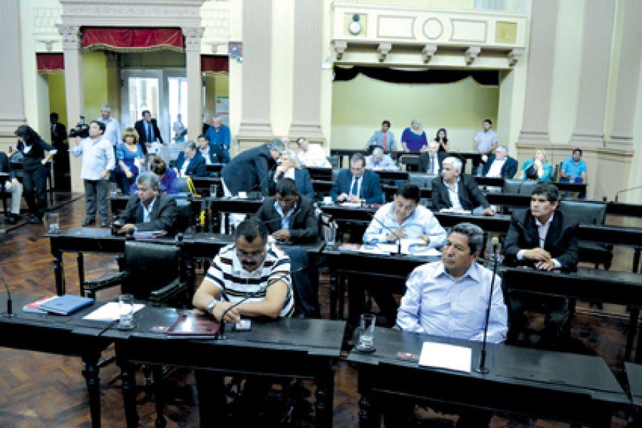 Un año más regirá la ley que evitará el desalojo de campesinos en el territorio provincial.