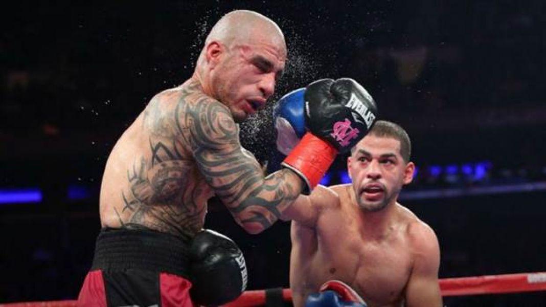 Miguel Cotto se retiró del boxeo profesional frente a Sadam Alí.