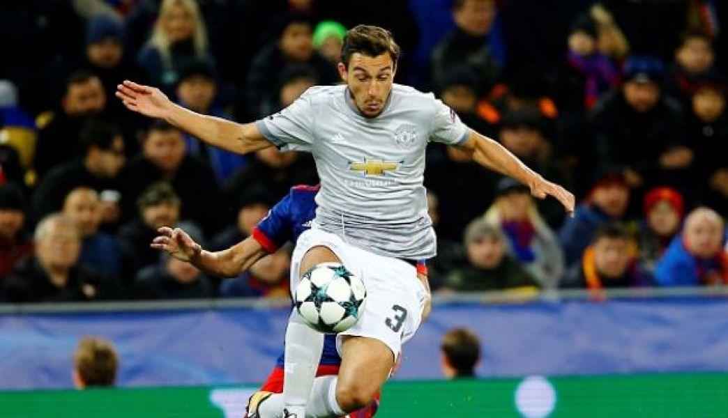 En el duelo de ida disputado en Moscú, Manchester United se impuso 4-1 al CSKA.