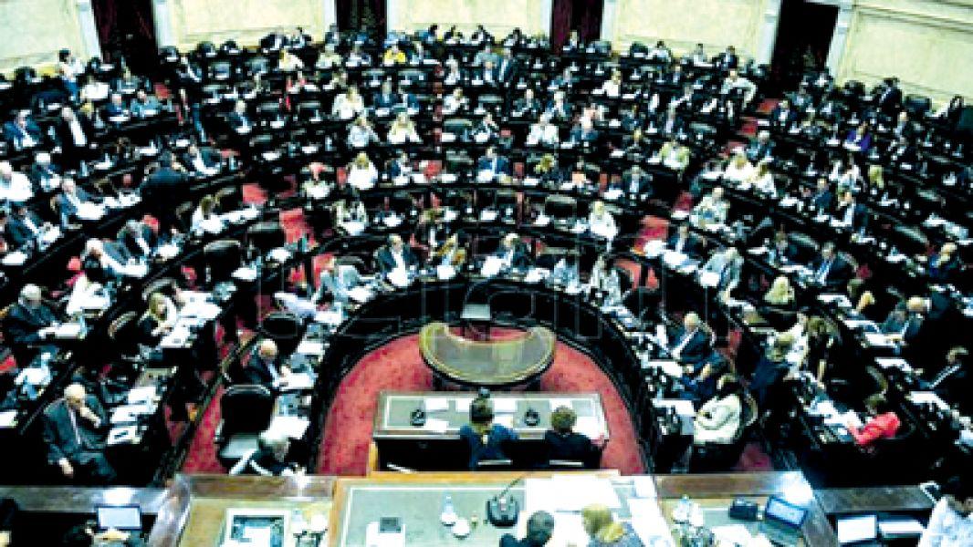 La sesión preparatoria para la jura de 127 diputados fue convocada en la legislatura nacional para mañana a las 11.