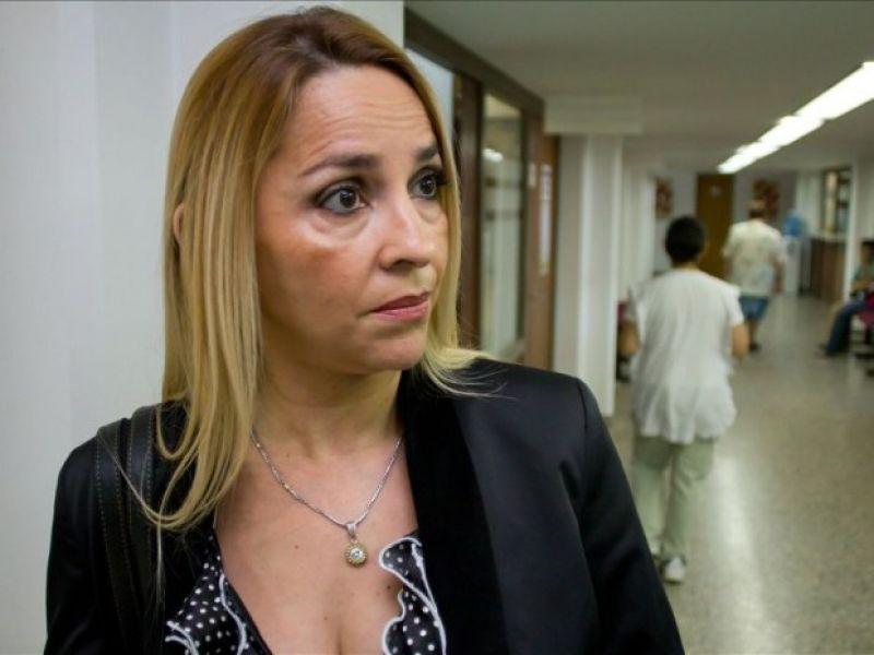 Patricia Argañaraz, secretaria general de ADP