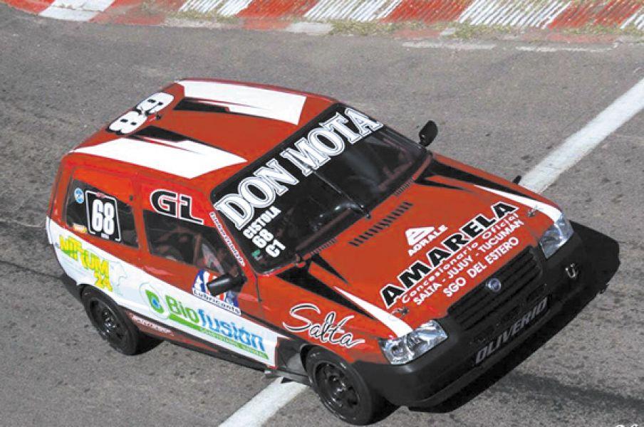 Esteban Cístola deberá llegar delante de Diamante, su rival directo en la pelea por el campeonato.