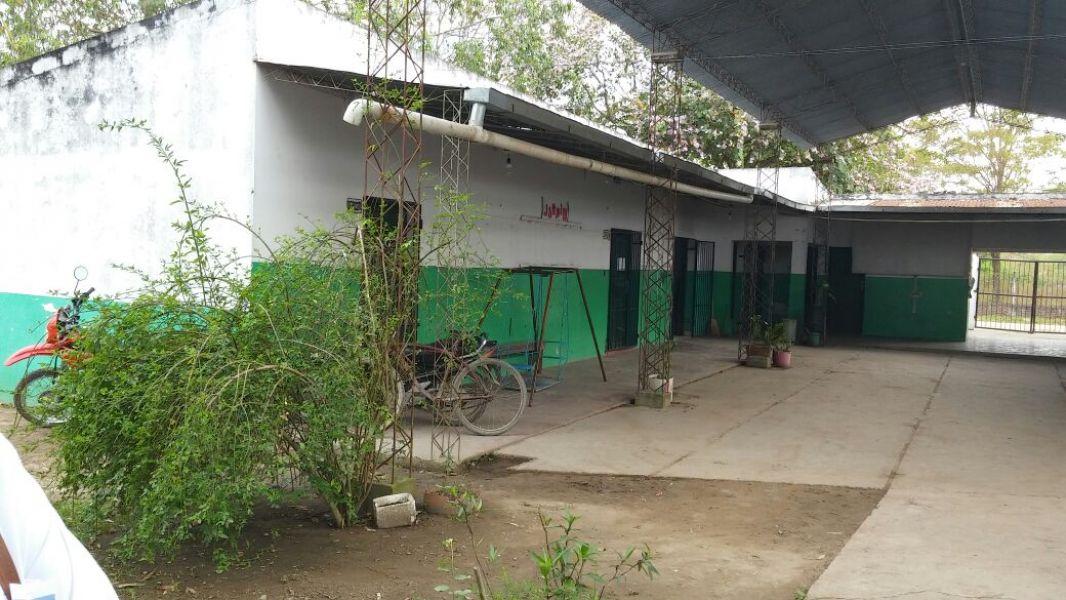 Escuela El Cedral, distante a sólo 6 kilómetros de la ciudad de San Ramón de la Nueva Orán.